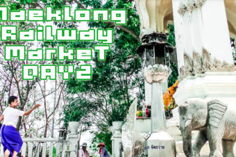 Maeklong Railway Market DAY2