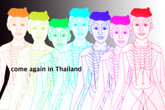 タイからカンボジアからタイへ