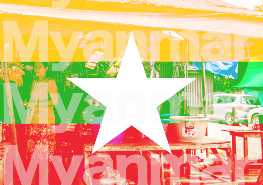 moving to Myanmar